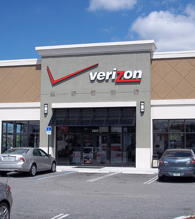 Verizon Retail Build Out