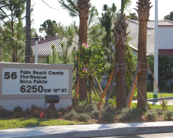 Palm Beach County Fire-Rescue Boca Raton, FL