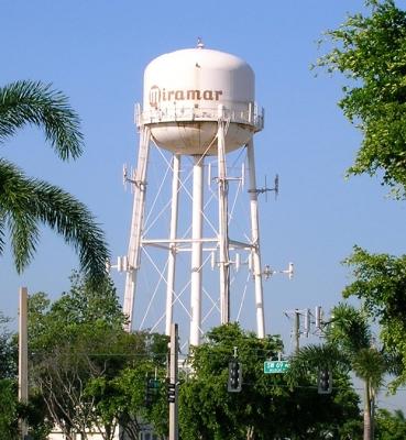Water Tower Antenna Install
