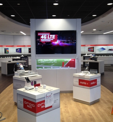 Verizon Retail Build Out, Palm Beach Gardens, FL