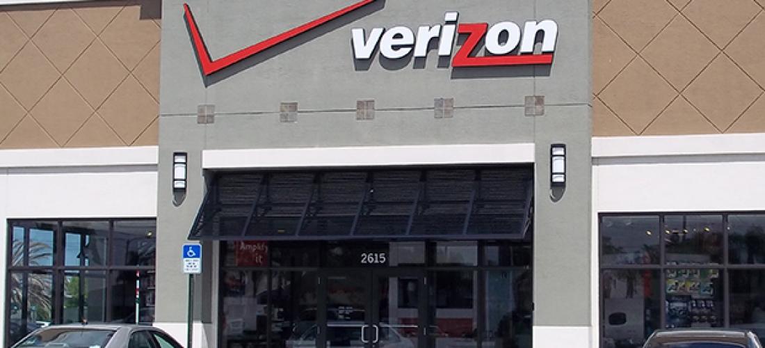 Verizon Retail Build Out